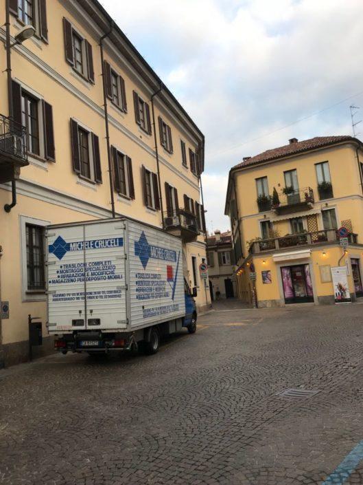 piattaforme automezzi e furgoni